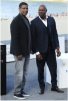 Denzel & Director Antoine Fuqua