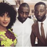 10. Idris Elba, Juliet Ibrahim, Gbenro Ajibola