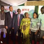 2. Senator Ben Murray-Bruce, Mr & Mrs Iweala, Abraham Attah & Idris Elba