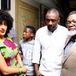 20. Idris Elba, Juliet Ibrahim & Mahmood Ali-Balogun