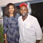 3. Genevieve Nnaji & Idris Elba