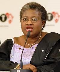 Mrs. Ngozi Okonjo-Iweala